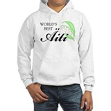 World's Best Aiti - Hoodie
