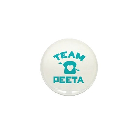 HG Team Peeta Mini Button (10 pack)