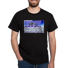 below zero T-Shirt