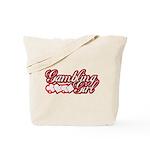 Gambling Girl Tote Bag