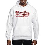 Gambling Girl Hooded Sweatshirt