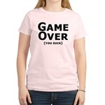 Game Over Women's Light T-Shirt