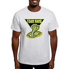 Snake Logo To Go T-Shirt