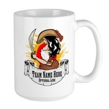 Pirate Logo To Go Mug