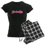 Girlicious Women's Dark Pajamas