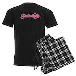 Girlicious Men's Dark Pajamas
