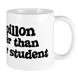 Honor Student: My Papillon Mug
