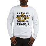Long Sleeve T-Shirt featuring Banana Triangle Cast