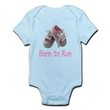 Born to Run Girl Onesie