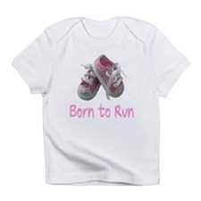 Born to Run Girl Infant T-Shirt