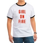 Girl On Fire 2 Ringer T