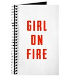 Girl On Fire 2 Journal