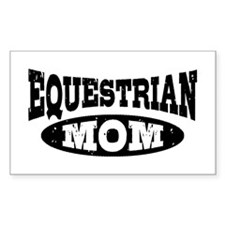 Equestrian Mom Decal