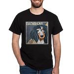 Dachshund-Kiss.Snuggle.Repeat. Dark T-Shirt