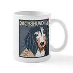 Dachshund-Kiss.Snuggle.Repeat. Mug