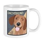 Dachshund-Kiss.Snuggle.Repeat. Mug