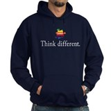Think Different Autism Awaren Hoody