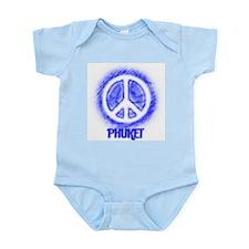 Phuket Peace Infant Bodysuit