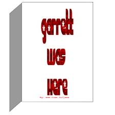 Garrett Greeting Cards (Pk of 10)
