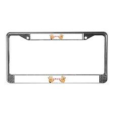 Garrett License Plate Frame