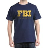 Female Body Inspector T-Shirt