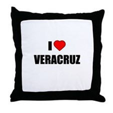Funny Vera Throw Pillow