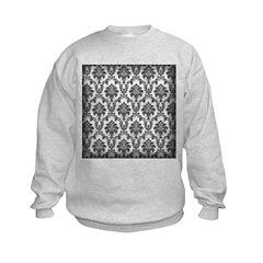 Damask Kids Sweatshirt