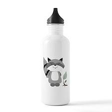 Raccoon Water Bottle