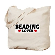 BEADING Lover Tote Bag