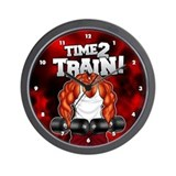 Time 2 Train! - Wall Clock