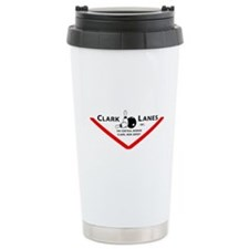 Clark Lanes Ceramic Travel Mug