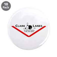"Clark Lanes 3.5"" Button (10 pack)"