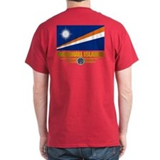 """Marshall Islands Flag"" T-Shirt"