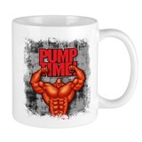 PUMP TIME! - Small Mug