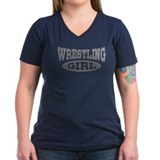 Wrestling Girl Shirt