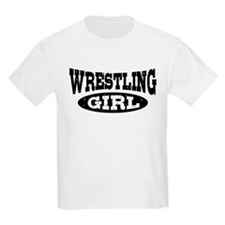 Wrestling Girl T-Shirt