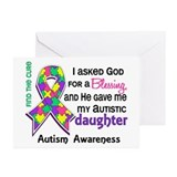 Blessing 4 Autism Greeting Cards (Pk of 20)
