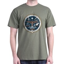 """Marshall Islands COA"" T-Shirt"