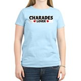 CHARADES Lover Women's Pink T-Shirt