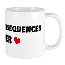 TRUTH OR CONSEQUENCES Lover Mug