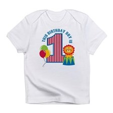 Circus 1st Birthday Infant T-Shirt