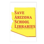 Save AZ School Libraries Postcards (8)