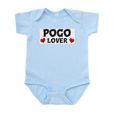 POGO Lover Infant Creeper