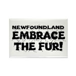 Newfoundland Rectangle Magnet (100 pack)