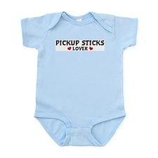 PICKUP STICKS Lover Infant Creeper