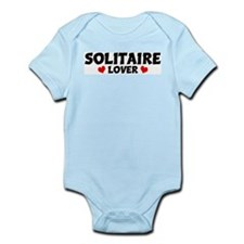 SOLITAIRE Lover Infant Creeper