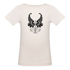 CROSS WITH WINGS Tee