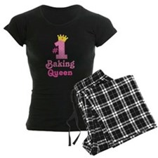 Baking Queen Gift Pajamas