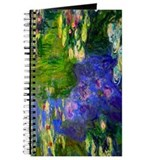 Monet - Lilies 1917-19 Journal