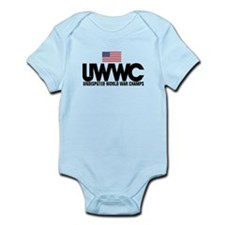 World War Champs Infant Bodysuit